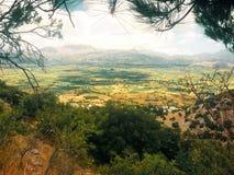 The Lassithi Plateau. Crete. Greece Royalty Free Stock Photos