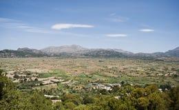 Lassithi plateau Royalty Free Stock Image