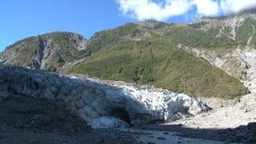Lasso di tempo dai ghiacciai isola del sud, Nuova Zelanda di Fox archivi video