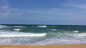 Lasso di tempo dell'oceano Vietnam video d archivio