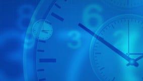 Lasso di tempo dell'orologio illustrazione di stock