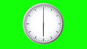 Lasso di tempo dell'orologio illustrazione vettoriale