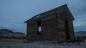 Lasso di tempo della città fantasma di Ryolite video d archivio