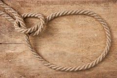 Lasso rope Stock Photography