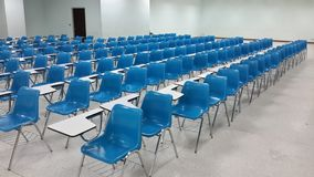 Lassroom教育 免版税库存图片