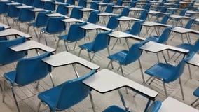 Lassroom教育 免版税图库摄影