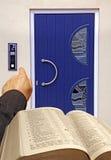 religious bible caller