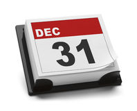Last Day Of Year Royalty Free Stock Photo