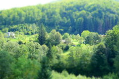 The last days of summer in the Carpathians Stock Images