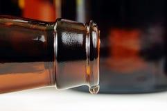 Last Drop Of Beer Stock Photo