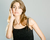 last för 2011 miss russia Arkivbilder