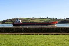 last förbi väggen för seglinghavsship royaltyfri fotografi