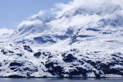 The Last Frontier. Paradise of wild nature in Glacier Bay national park, Alaska Royalty Free Stock Photo