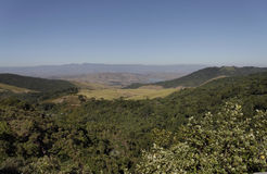 Last Goodbye View Itatiaia National Park Stock Photos