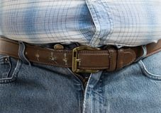 Last Hole. On the Belt - Last Hope after Lunch Stock Photo
