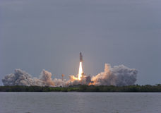 Last Launch of Atlantis Royalty Free Stock Photography
