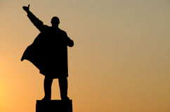 Last Lenin Royalty Free Stock Photos