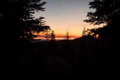 Iron Mountain Hike in Oregon Stock Photos