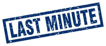 Last minute stamp. Last minute grunge vintage stamp isolated on white background. last minute. sign vector illustration