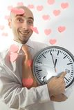 Last Minute Valentine Royalty Free Stock Images
