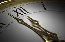 Last Minutes Stock Photography