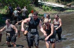 The last muddy walk Stock Photos