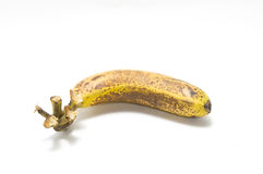 The last one banana Stock Photo
