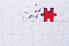 Free Last Piece Of The Puzzle Royalty Free Stock Photos - 214824188