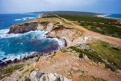 Cape Zafer Burnu Royalty Free Stock Photography