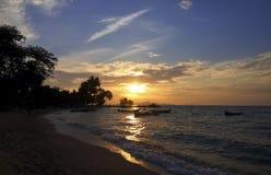 Last Rays of Sun. Royalty Free Stock Photography