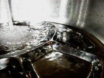 ' last splash ' Obrazy Stock