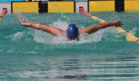 ' last splash ' Obrazy Royalty Free
