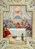 Last Supper Royalty Free Stock Image