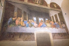 Last Supper left Royalty Free Stock Photos