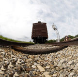 Last train Stock Photos