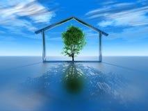 The last tree Stock Image