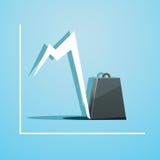 Last van zaken Stock Fotografie