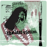 Last victim Royalty Free Stock Images