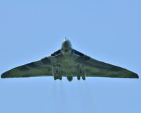 The last Vulcan Stock Image