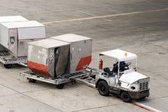 lastbehållare Royaltyfri Bild