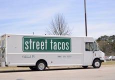 Lastbil för gatatacomat, Oakland, TN fotografering för bildbyråer