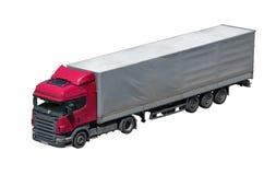 lastbil för lägre del för lastdetalj Arkivfoto