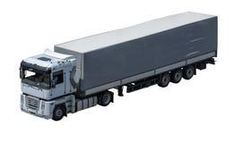 lastbil för lägre del för lastdetalj Royaltyfri Fotografi