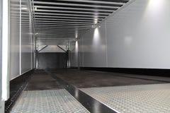 Lastbil för lasttransport fotografering för bildbyråer