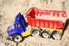 lastbil för trans Fotografering för Bildbyråer