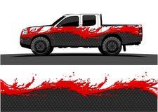 Lastbildiagram Medel som springer bandbakgrund vektor illustrationer