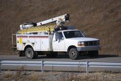 lastbilhjälpmedel Fotografering för Bildbyråer