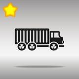 Lastbillastbilillustration Stock Illustrationer