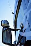 Lastbilspeglar Royaltyfri Fotografi