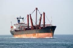 lastfartyg Arkivfoto